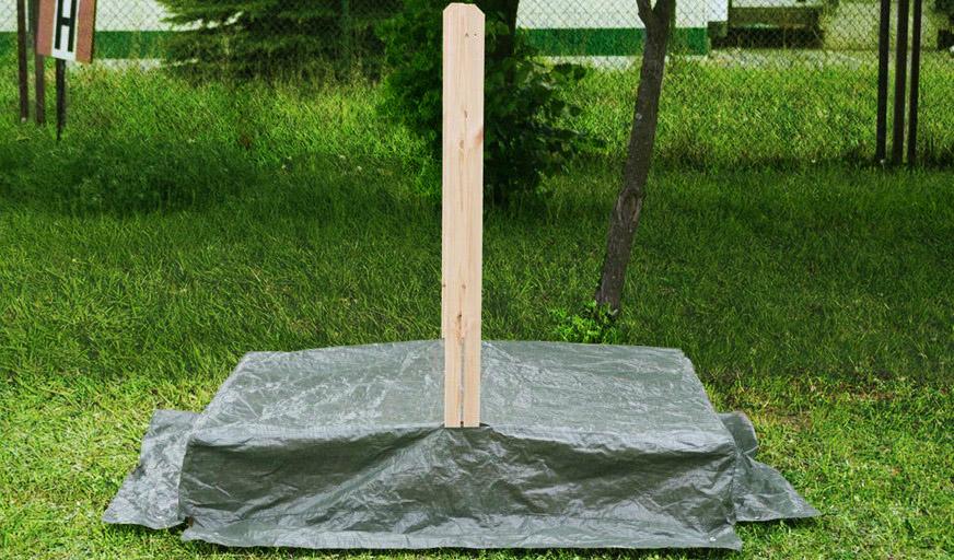 planen gr n f r sandkasten sandkastenabdeckung abdeckplane 120x120 140x140 plane ebay. Black Bedroom Furniture Sets. Home Design Ideas