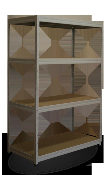 lagerregal schwerlastregal kellerregal metallregal steckregal regal 72 varianten ebay. Black Bedroom Furniture Sets. Home Design Ideas