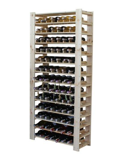weinregal weinregal holz flaschenregal serie rw 5 neu robust 4 varianten ebay. Black Bedroom Furniture Sets. Home Design Ideas