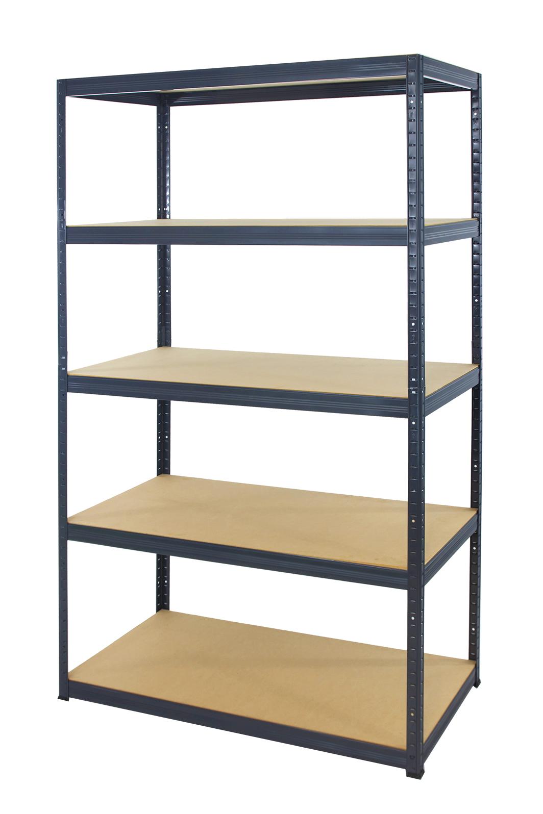 metallregal werkstatt schwerlastregal blau bunt farbig 175 275 350 400kg hnn 180 ebay. Black Bedroom Furniture Sets. Home Design Ideas
